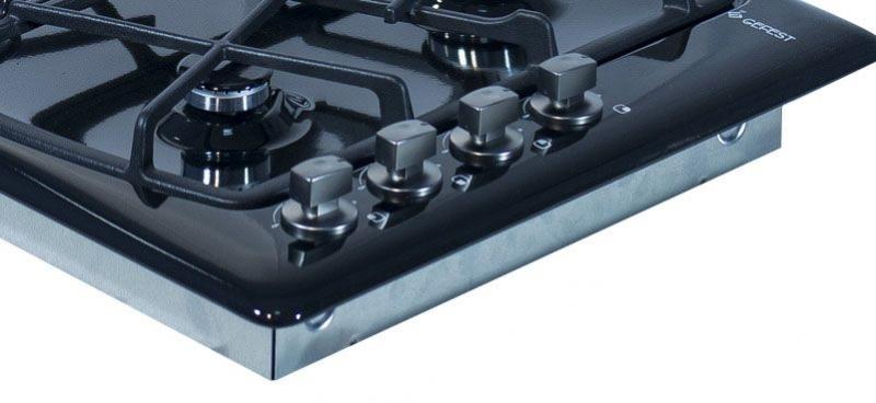 3D модель: варочная панель GEFEST 1211 К3 панель управления