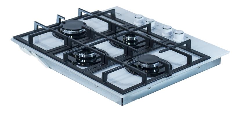 3D модель: варочная панель GEFEST 2231 К12 вид сзади